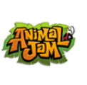 Animal Jam colour logo