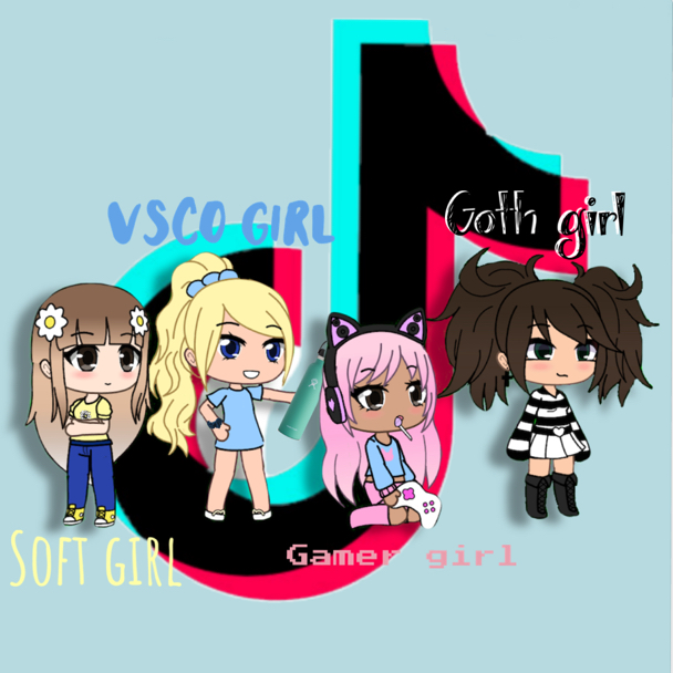 VSCO Girls fan art on PopJam