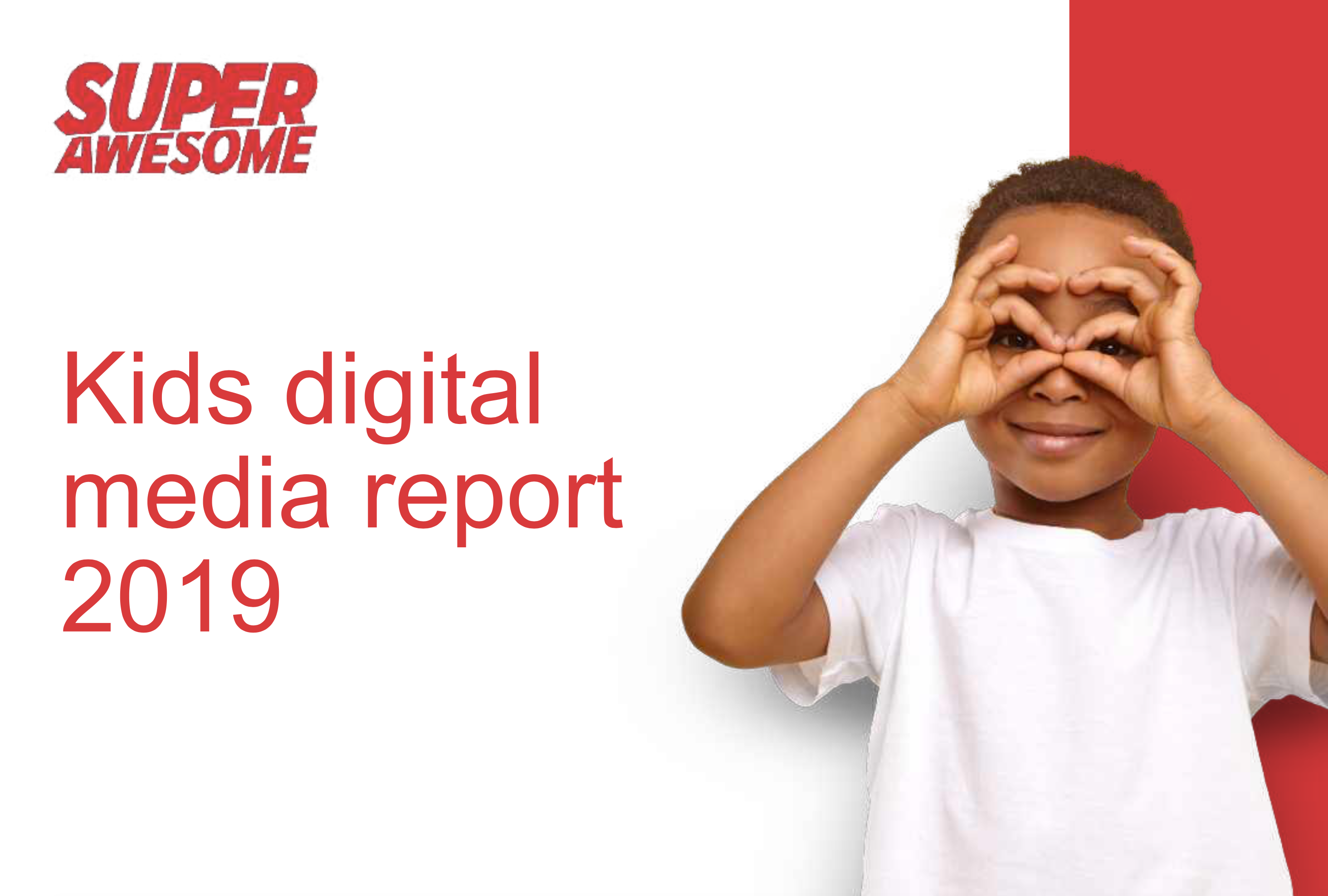 Kids Digital Media Report