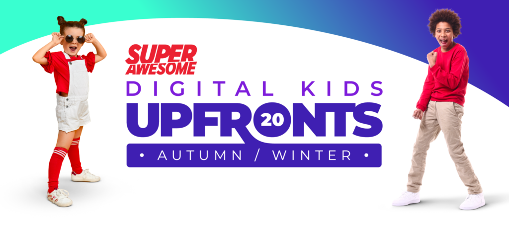 2020 Digital Kids Upfronts logo
