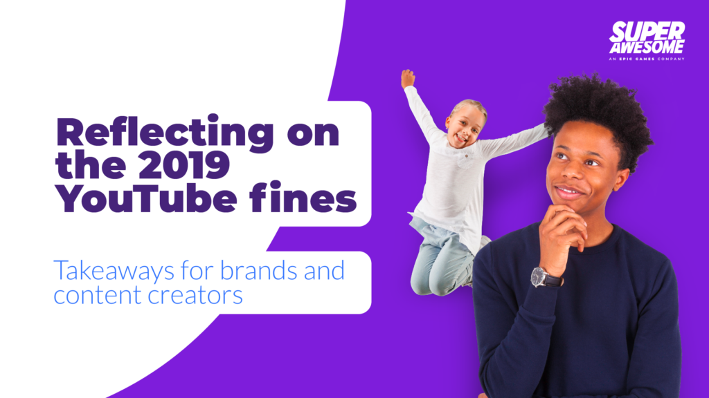 Reflecting on the 2019 YouTube fines